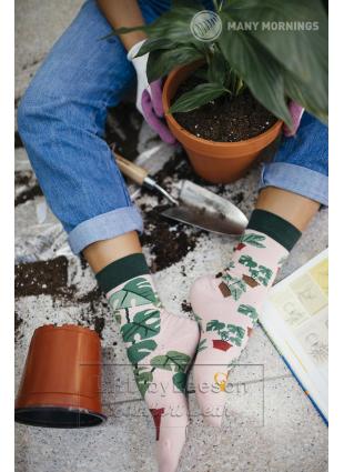 Skarpetki Plant Lover od Many Mornings